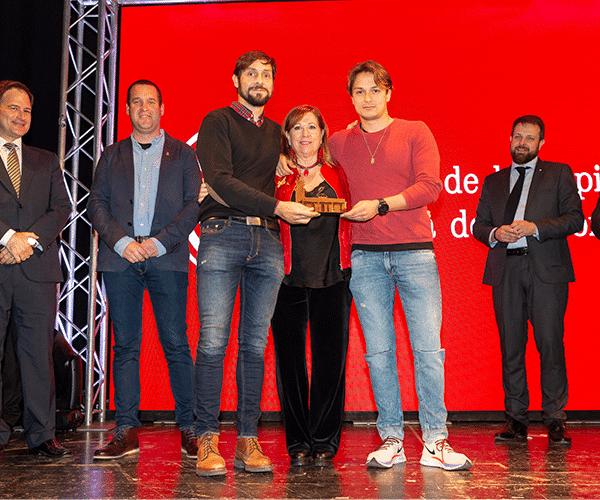 Premi nit de l'esport Calella Fundació Creu Groga